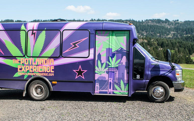 Leafly Bus Tour