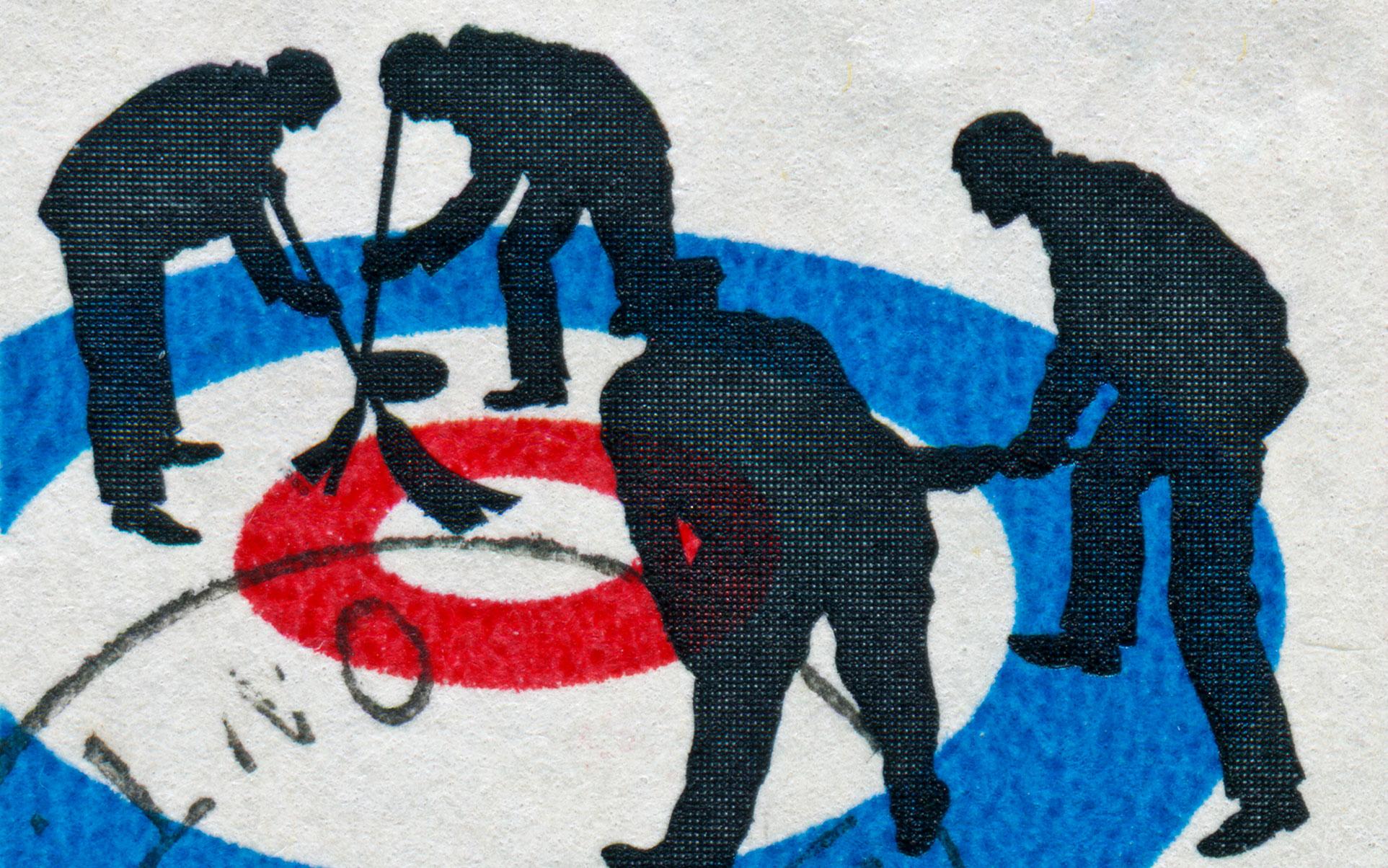 Bongspiel curling