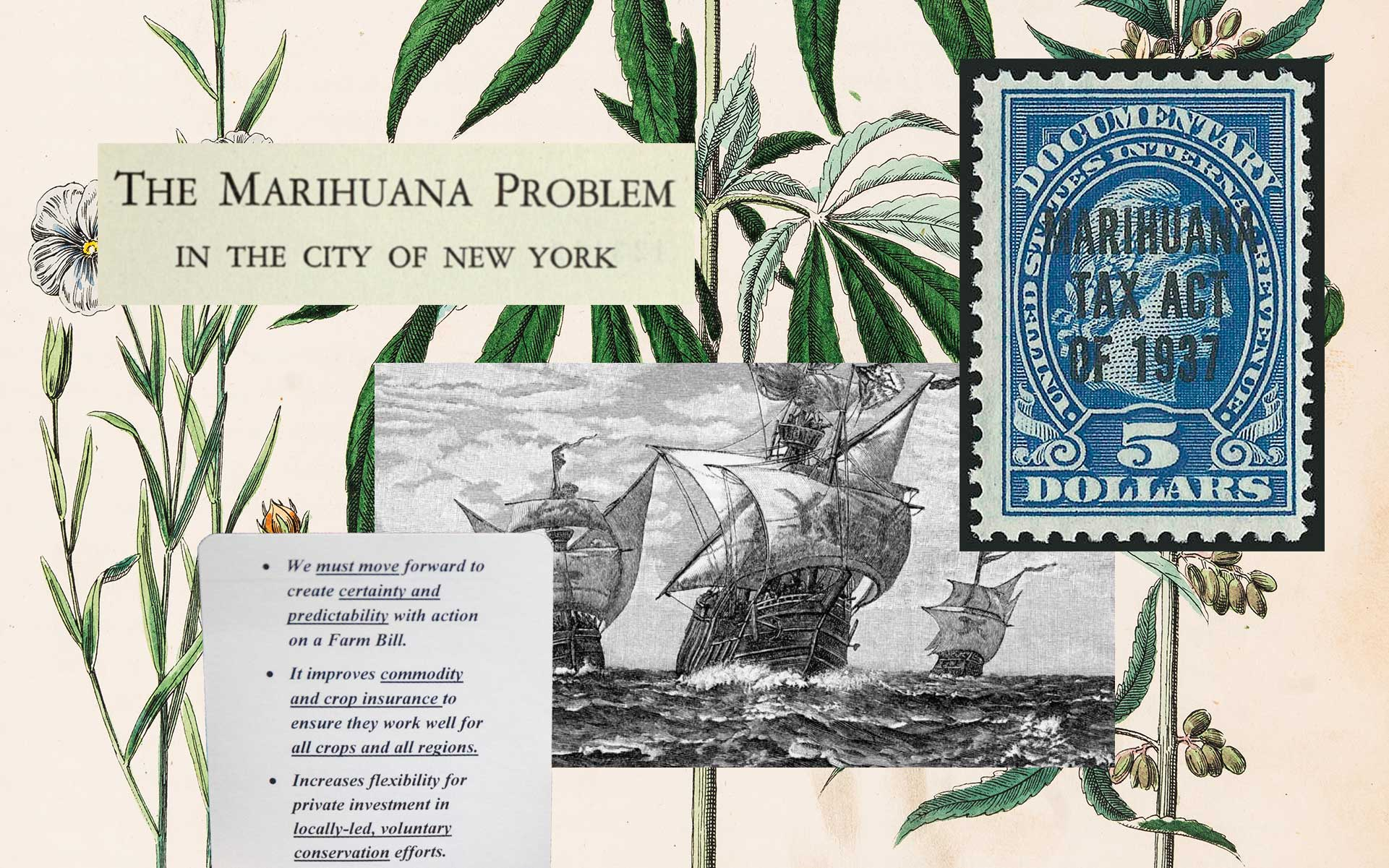 Check out Hemp Across Human History in This Timeline thumbnail