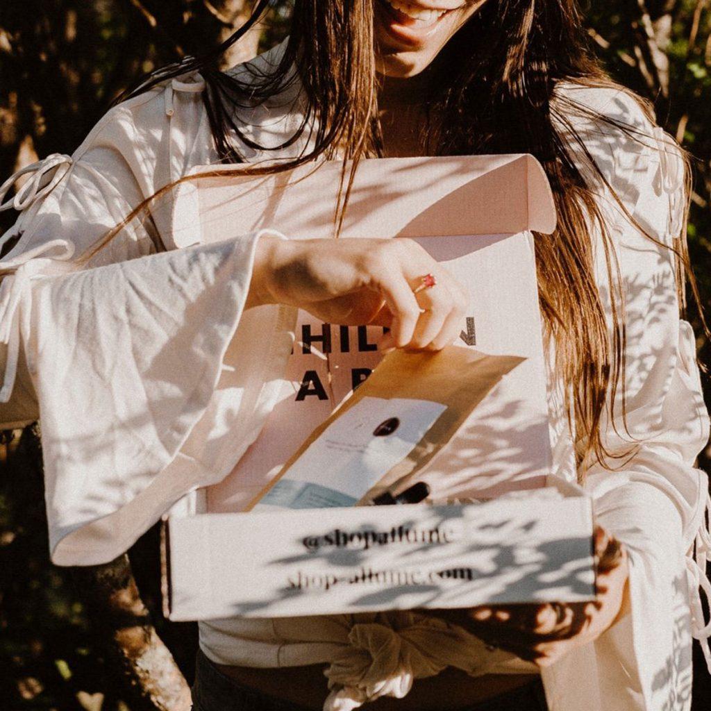 Marijuana subscription box: The Chill Box