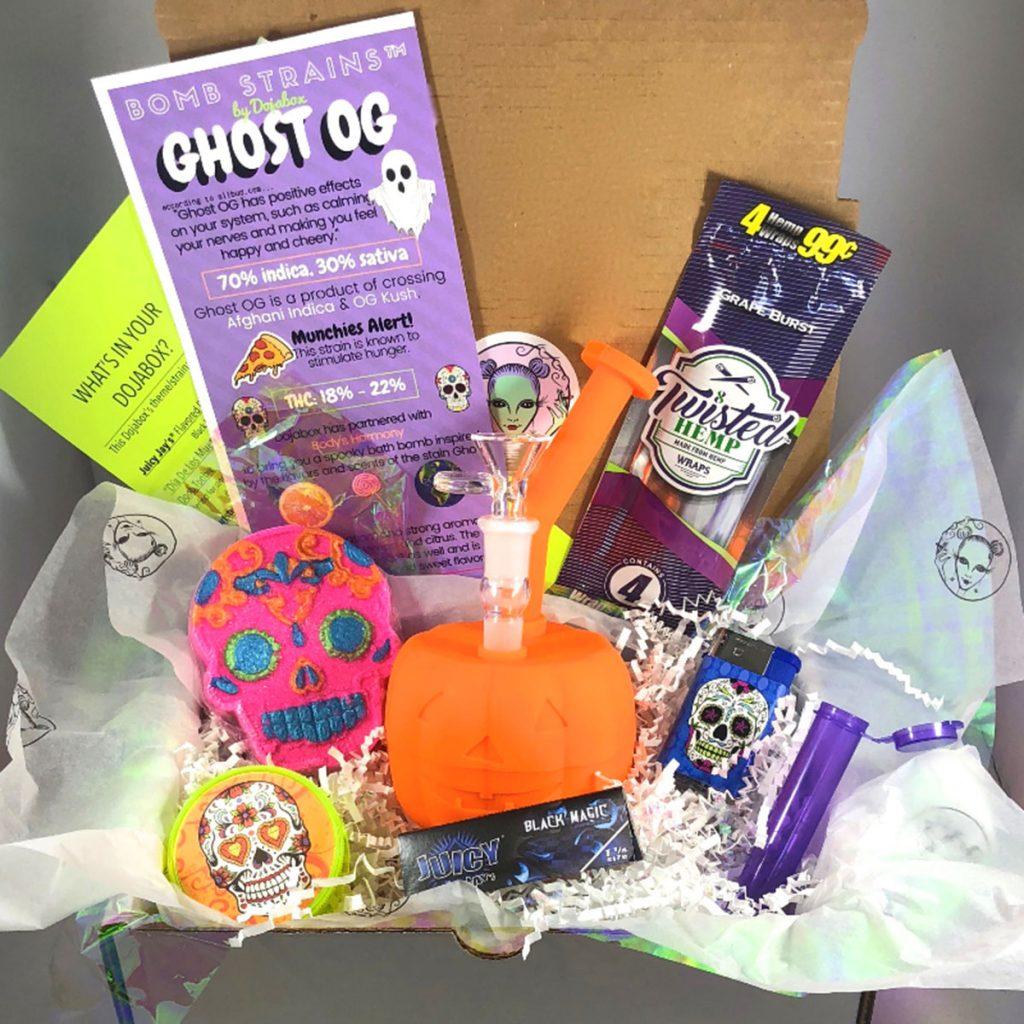 Marijuana subscription box: Dojabox