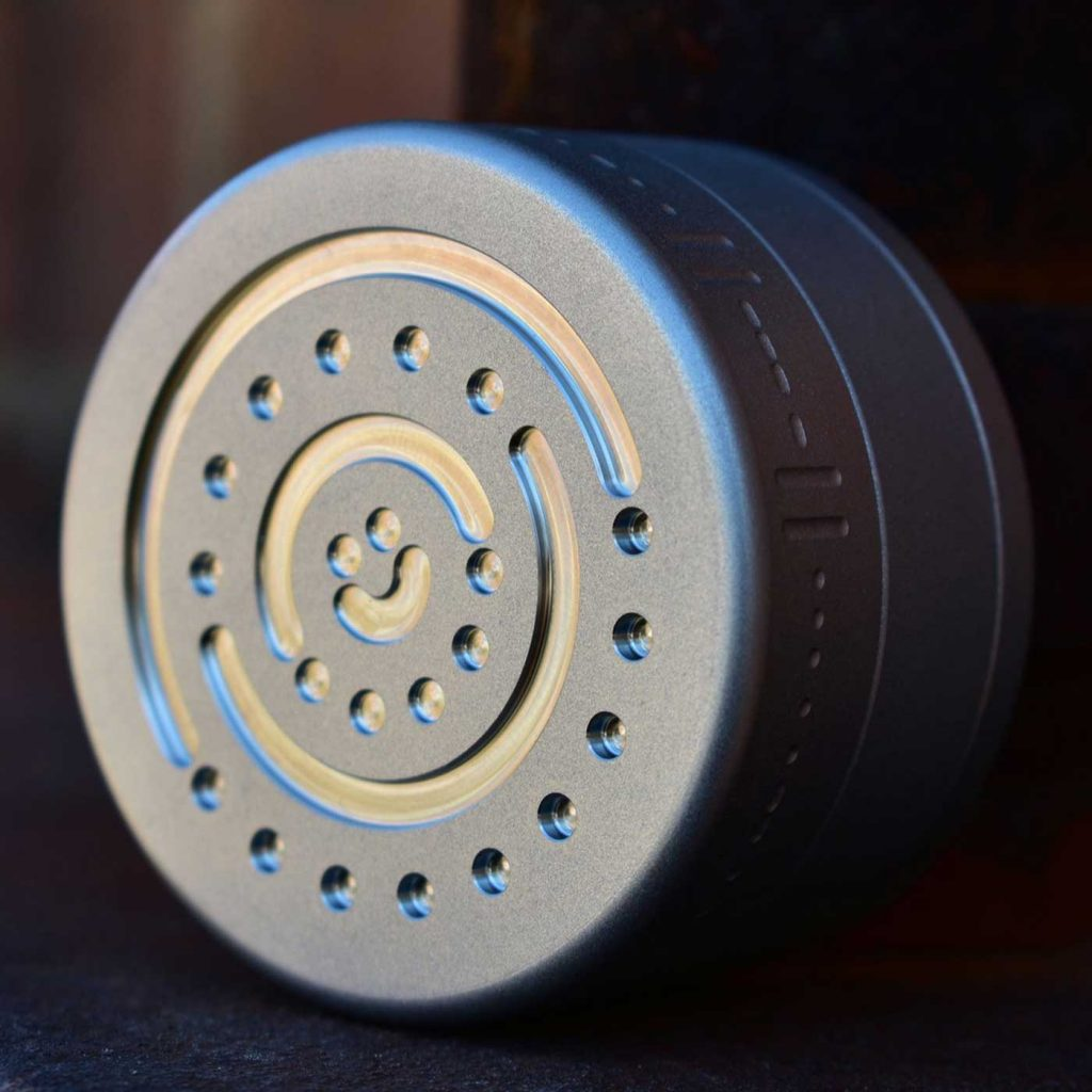 Last-minute marijuana gifts: The Grinder by United Machining