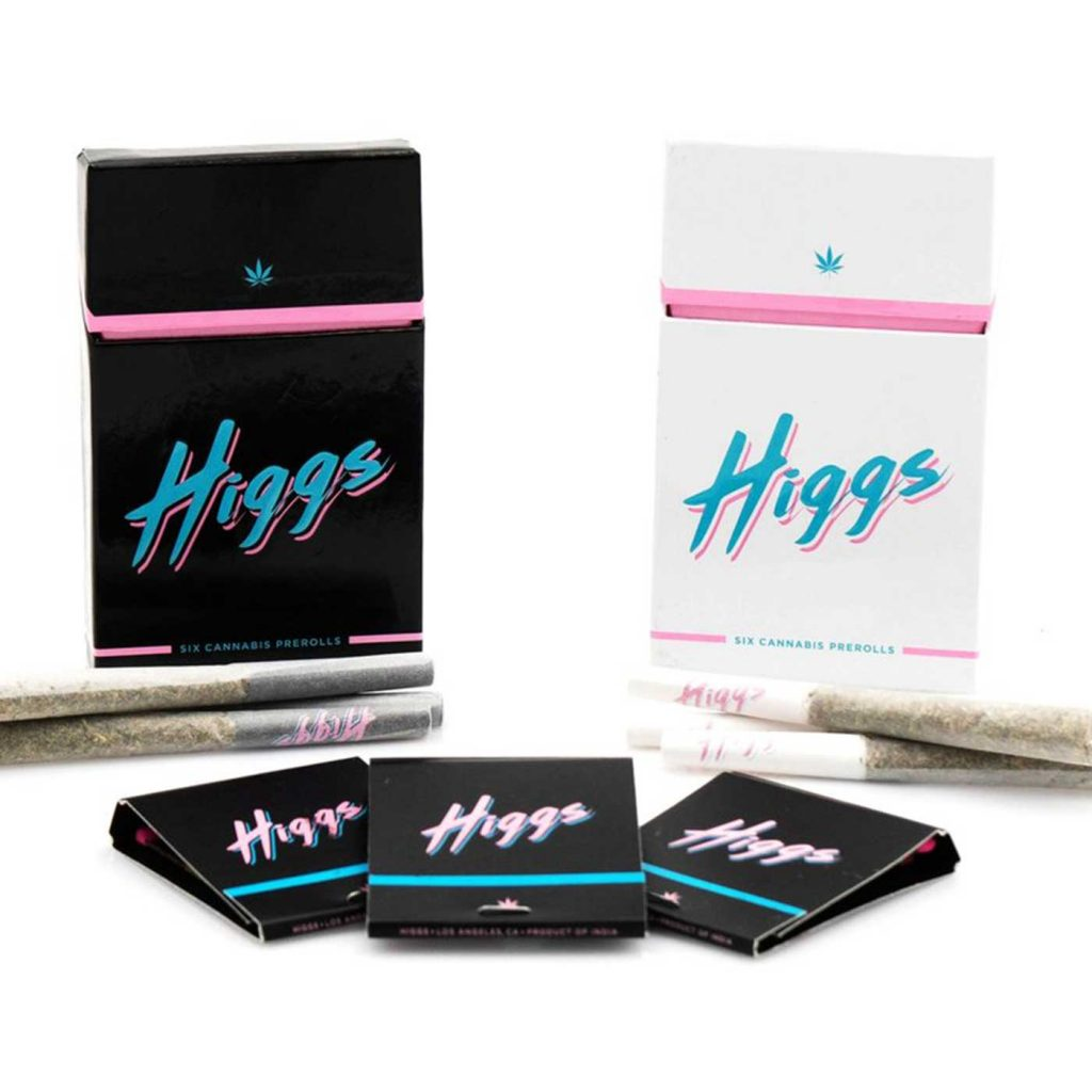 Last-minute marijuana gifts: Joint Packs by Higgs