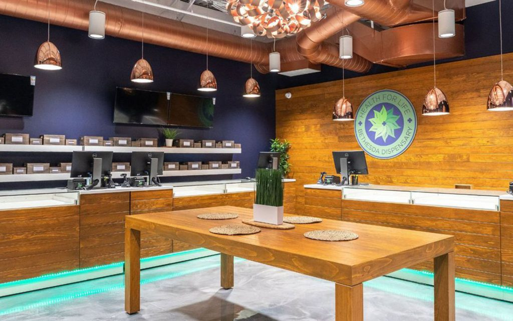 Best marijuana dispensary in Maryland: Health for Life