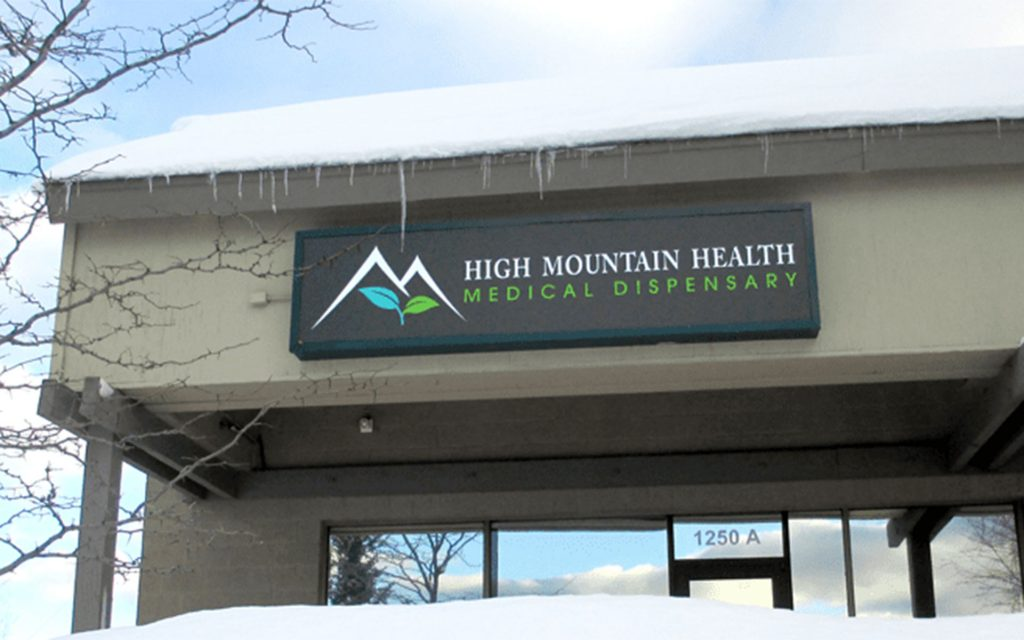 Best boutique medical dispensary in Arizona: High Mountain Health