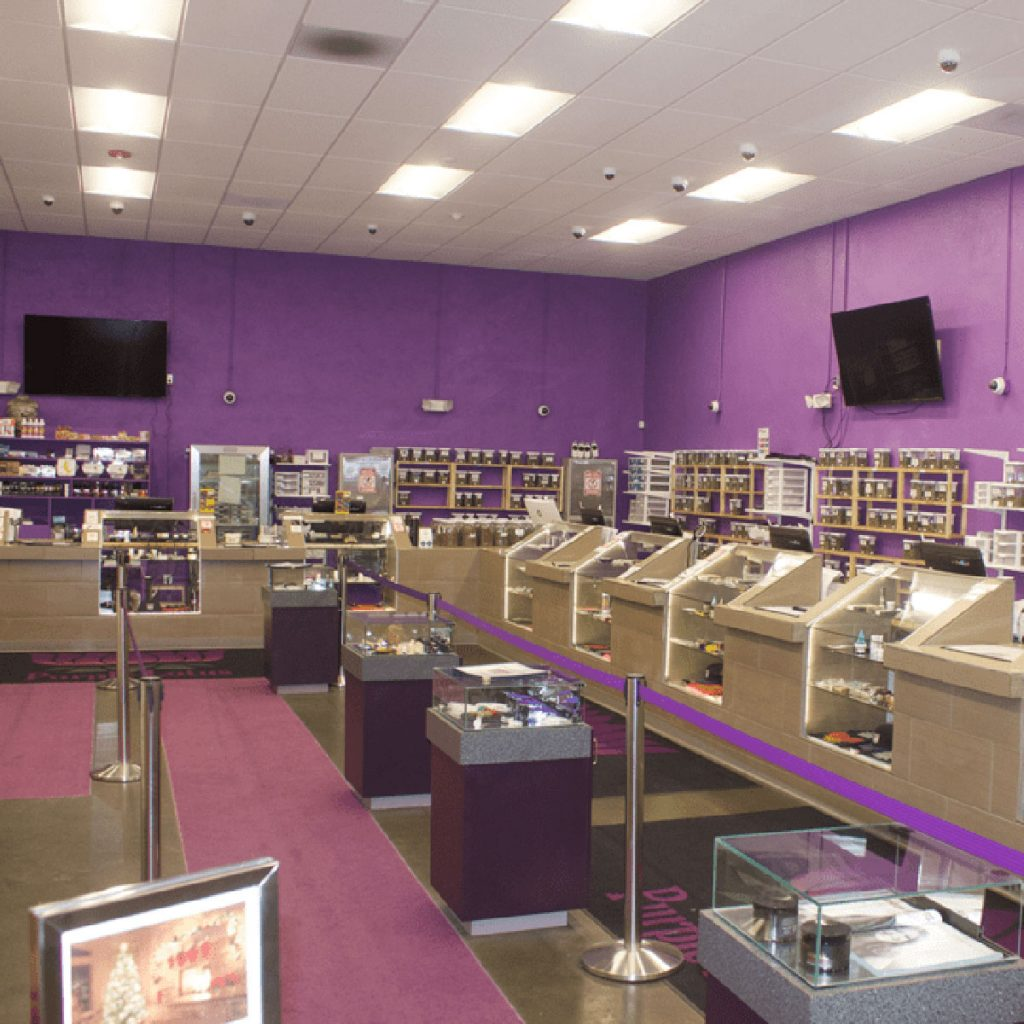 Best budget cannabis dispensary in Northern California: Purple Lotus Patient Center
