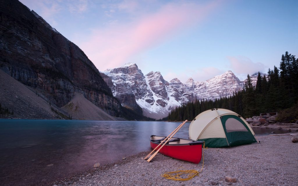 camping parks canada
