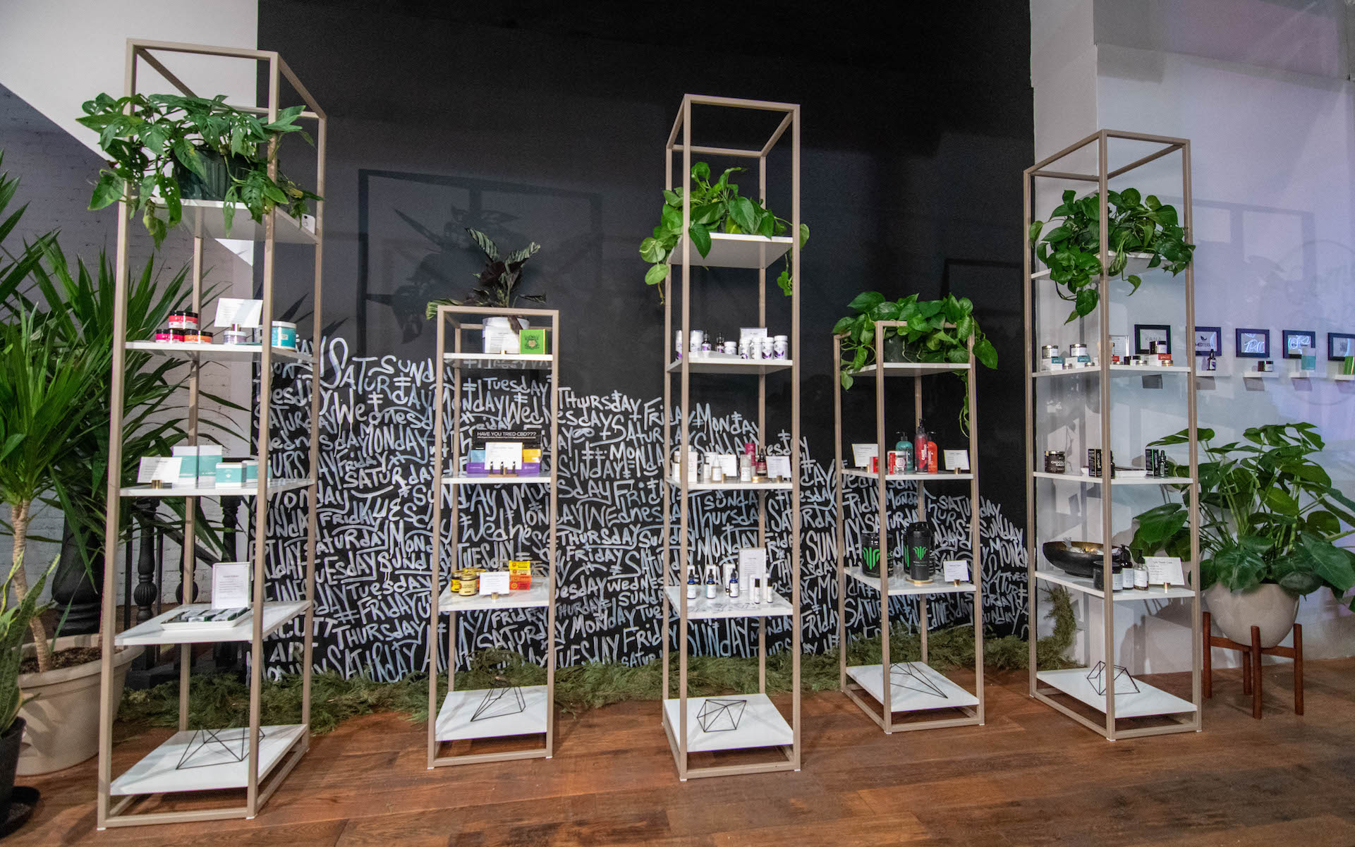 New York City Gets a Curated CBD Retail Store | Leafly