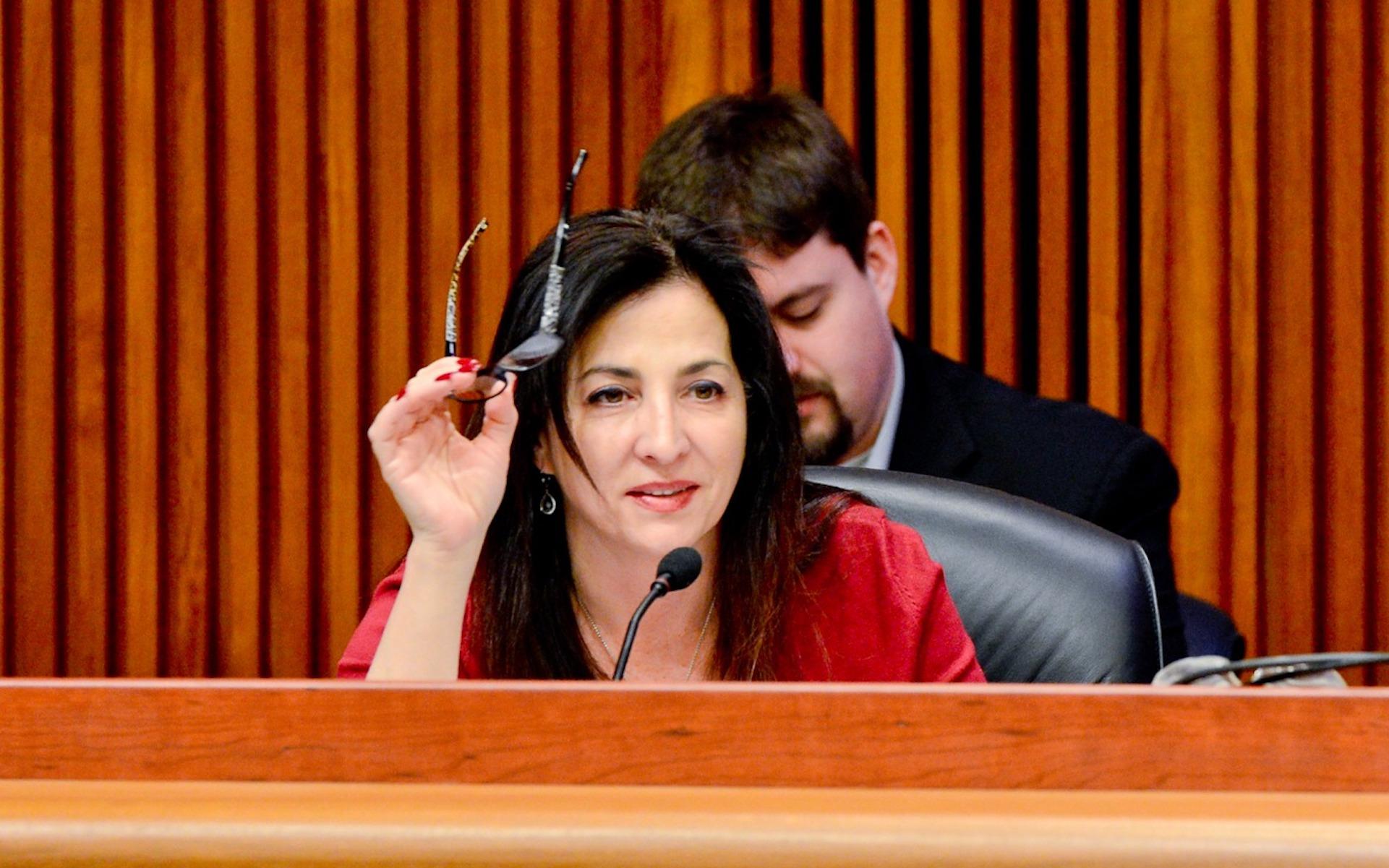 New York State Sen Diane Savino's district includes the turf of the Wu-Tang Clan — Staten Island.
