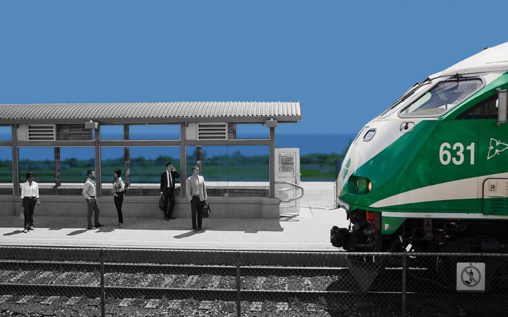 metrolinx go train