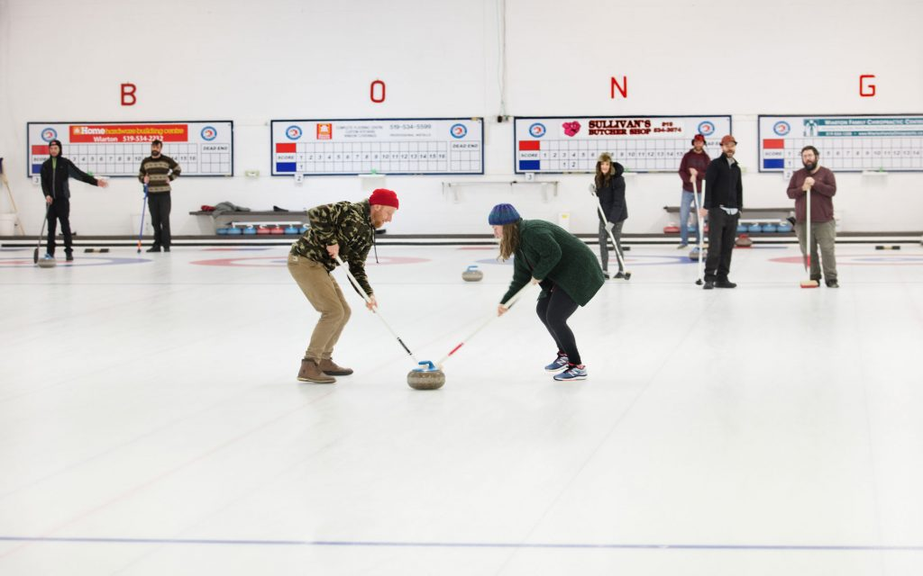 bongspiel cannabis curling tournament