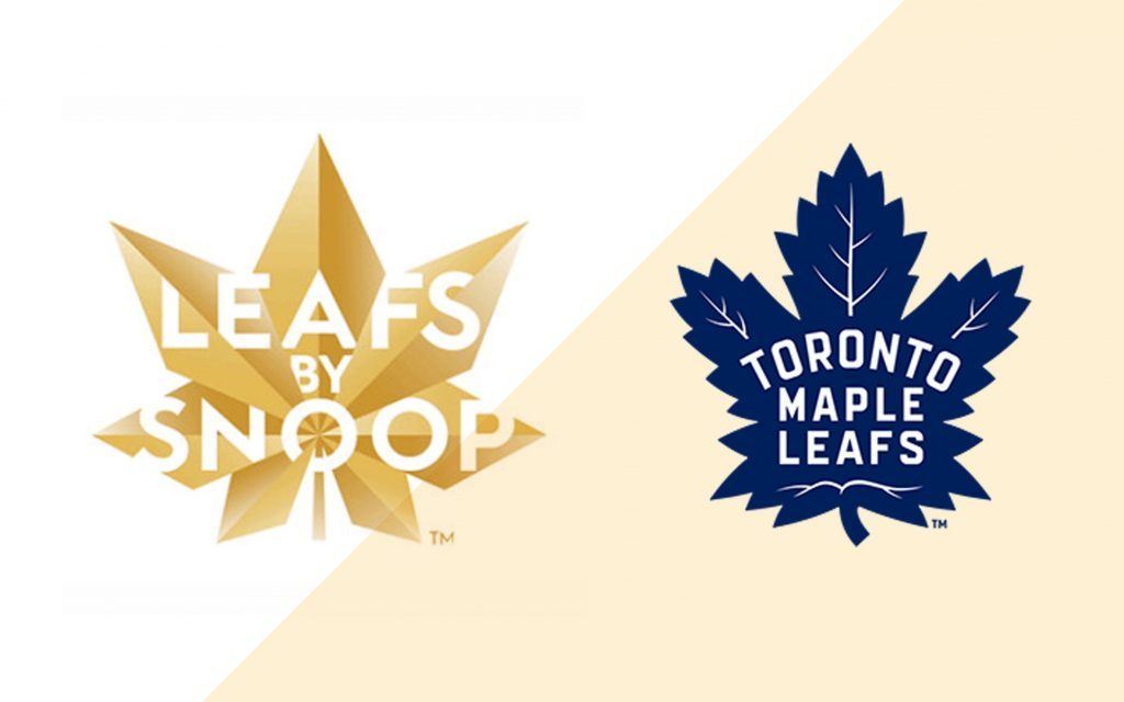 259f4a5b1935 Toronto Maple Leafs Suing Snoop's Cannabis Brand Over Logo