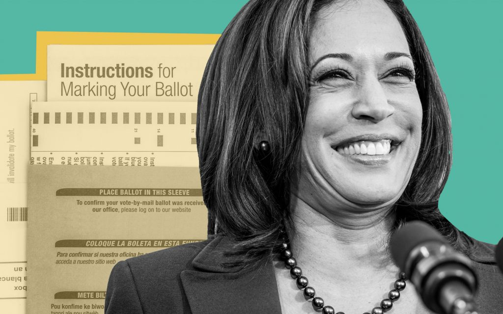 Kamala Harris Says Marijuana 'Brings People Joy'