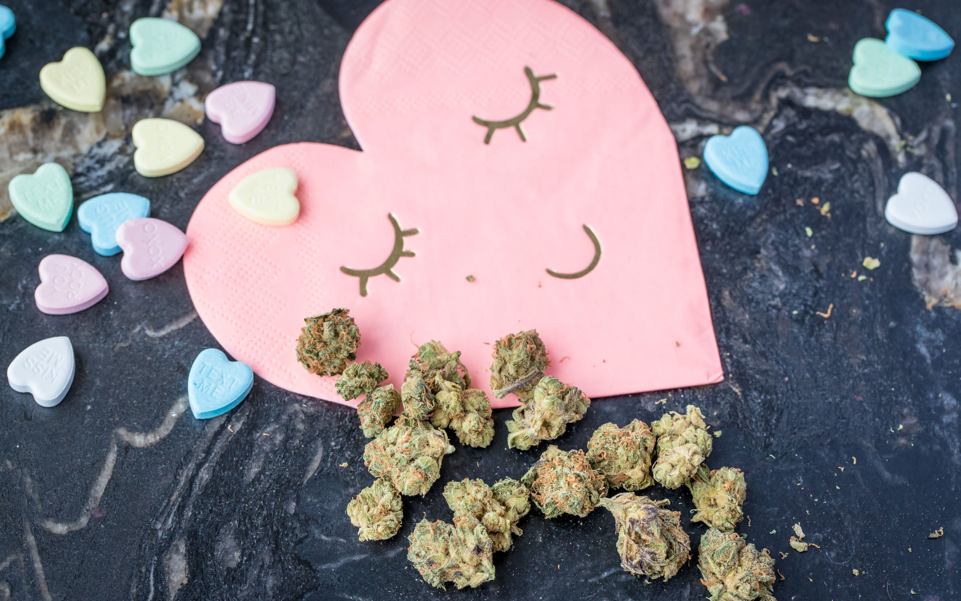 I Love You Cannabis: A Valentine's Day Playlist from Leafly thumbnail