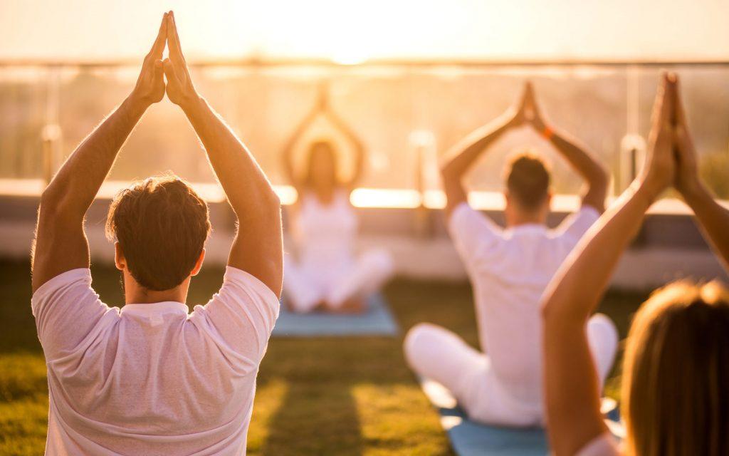cannabis events yoga