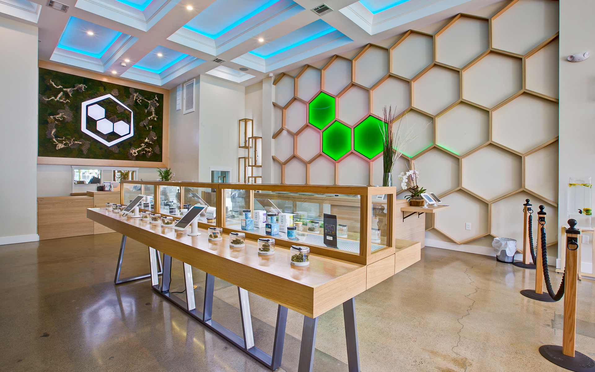 Here's the 5 Hottest New California Marijuana Stores of 2019