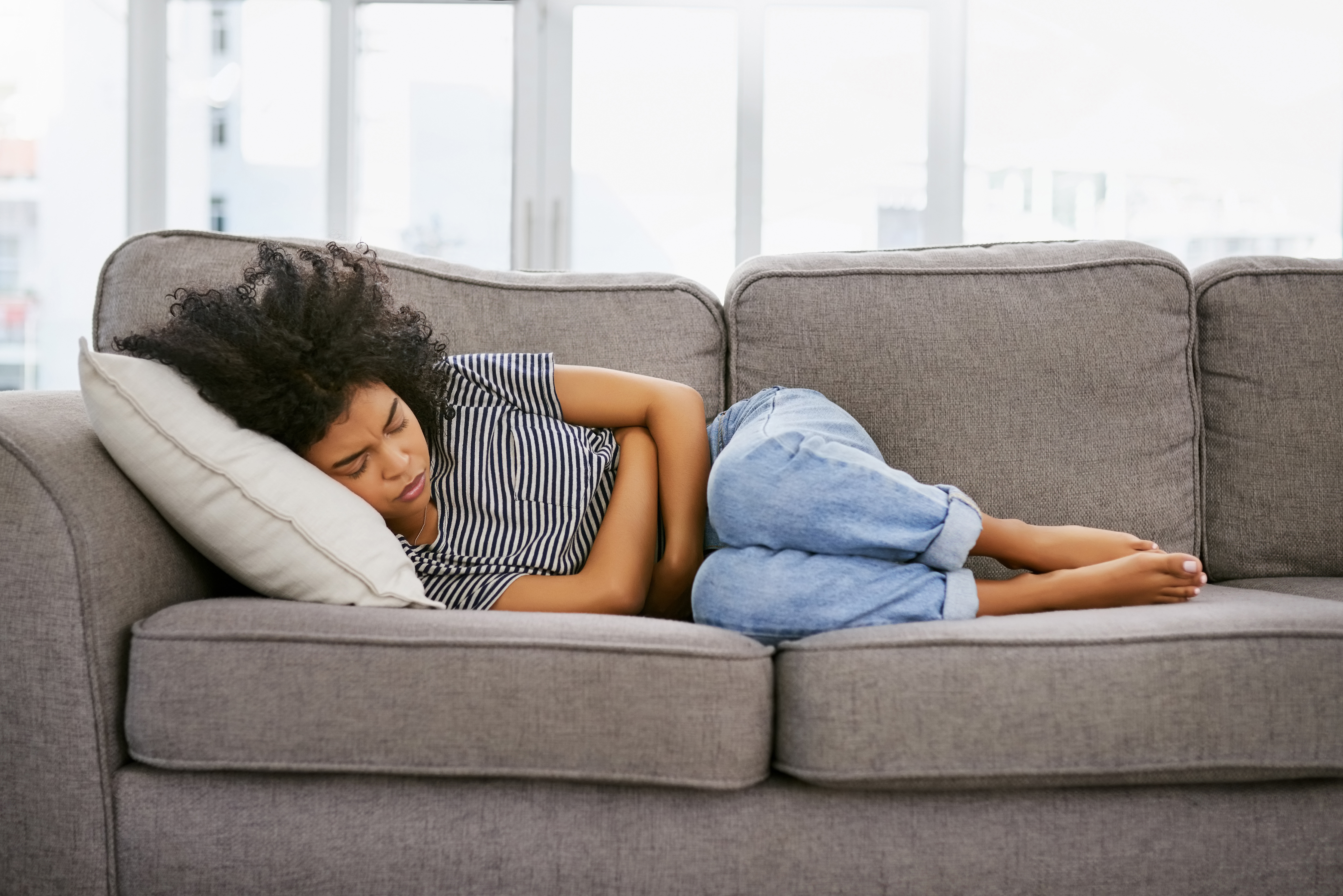 cramps Menstrual pain