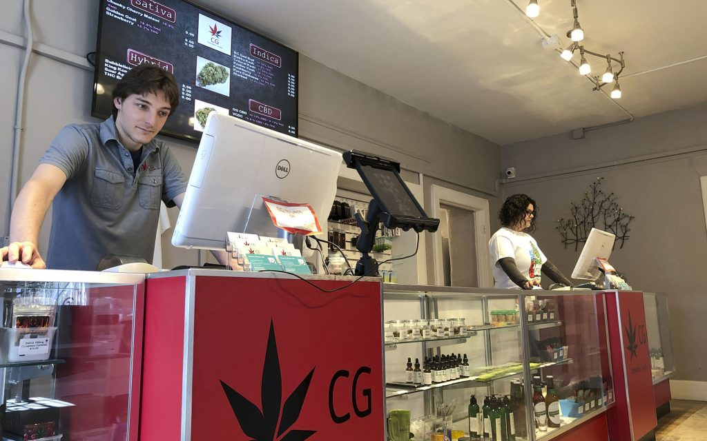 New Mexico Could Sell Cannabis Through State-Owned Shops