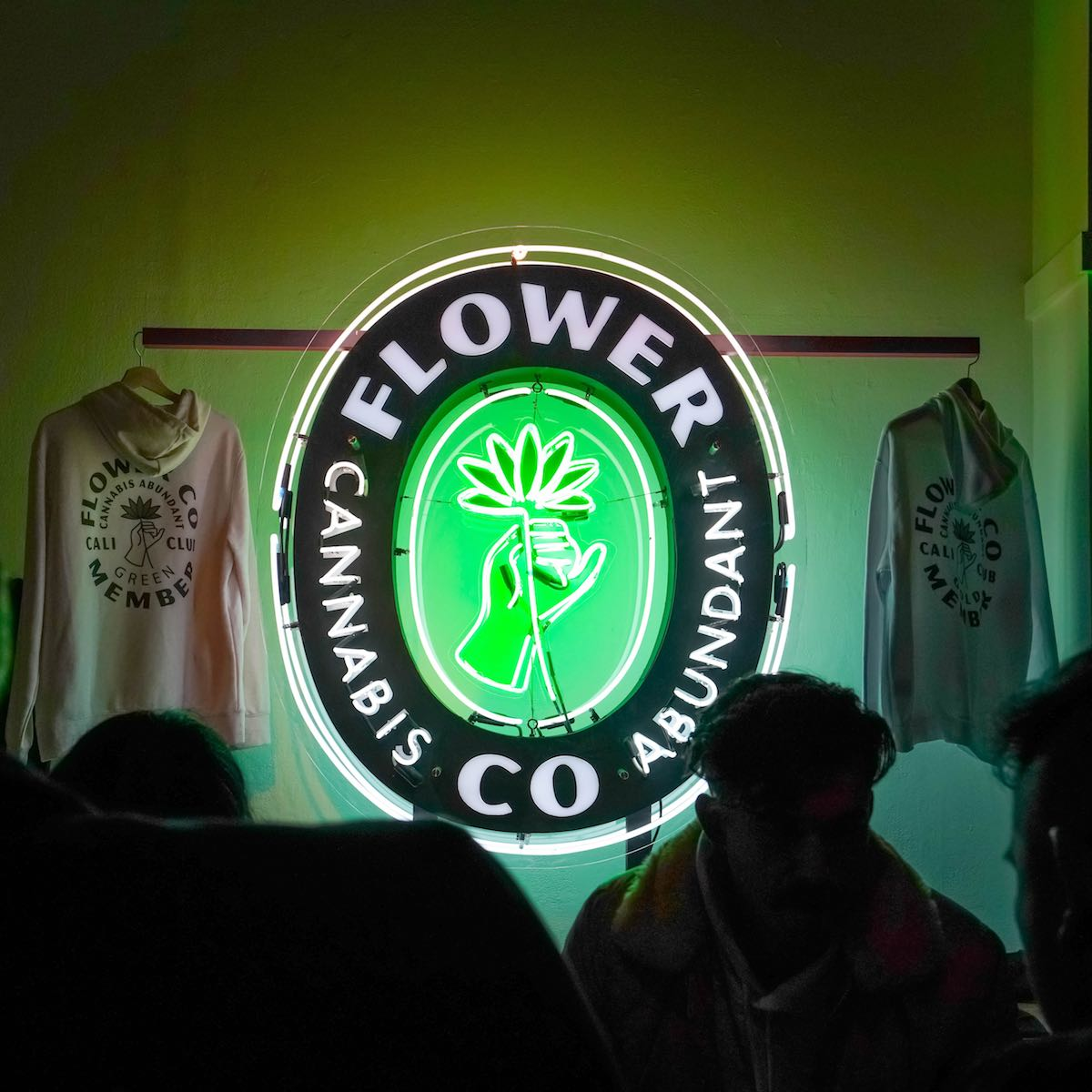 FLOWER CO. events are popping up in California. (Courtesy FLOWER CO.)