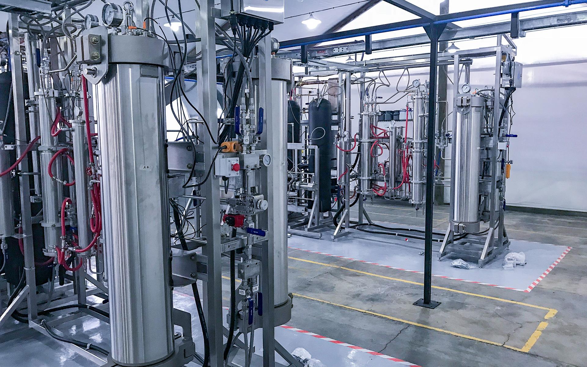 Vitalis CO2 Extraction