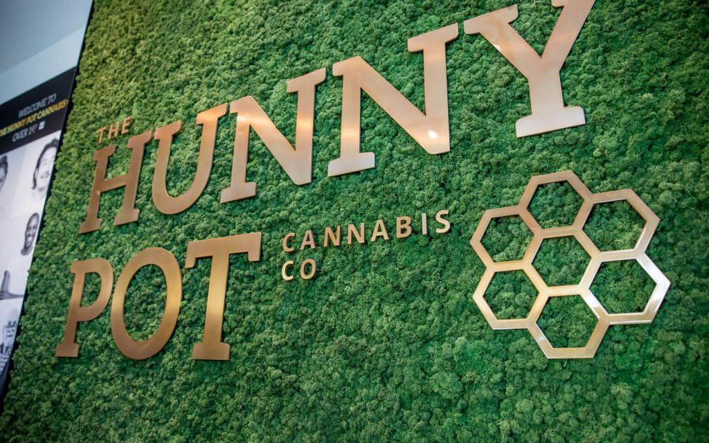 The Hunny Pot cannabis store