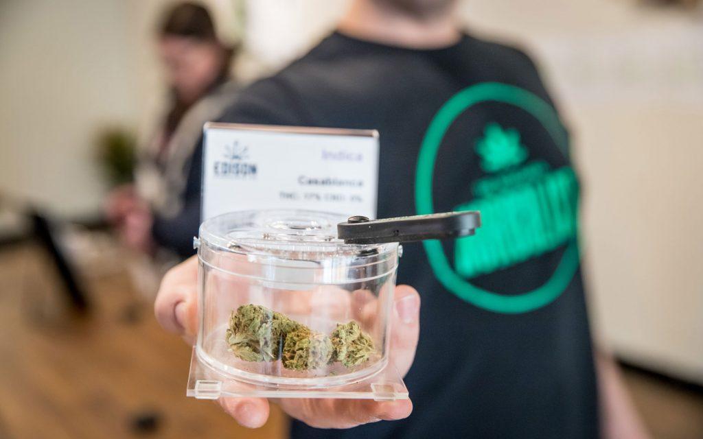 The Niagara Herbalist Ontario cannabis retail