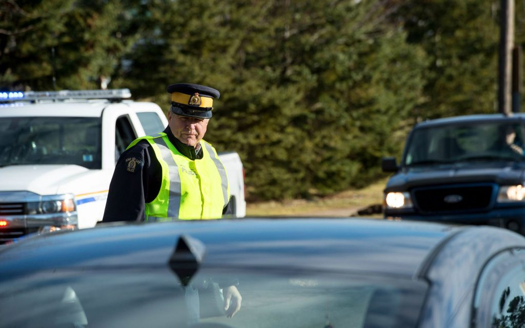 impaired driving RCMP
