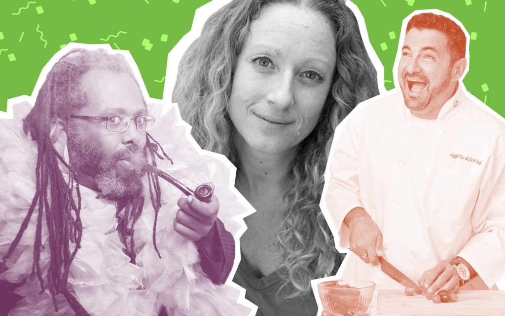 420 Numerology: Comedian Ngaio Bealum, legalization leader Amanda Reiman, and Jeff the 420 Chef sound off on 420