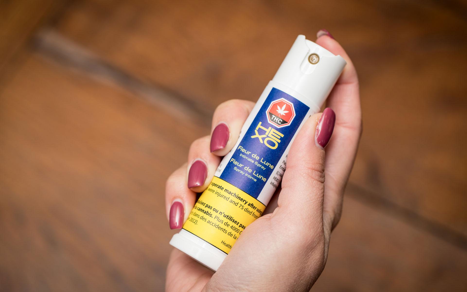 hexo topical spray