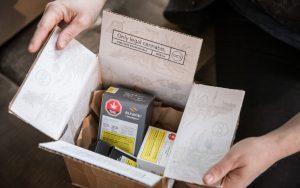 packaging deliver OCS