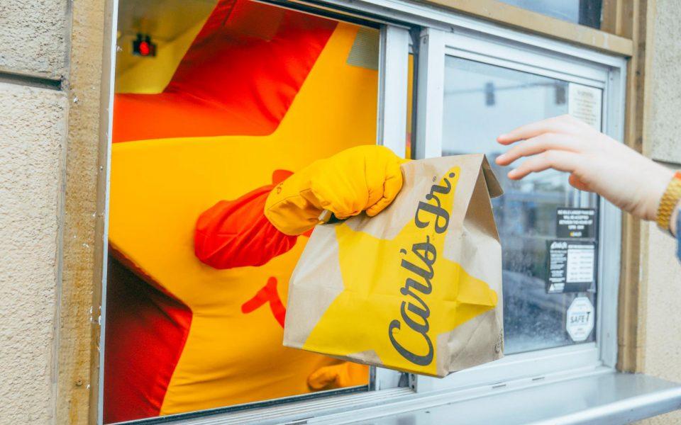 Carl's Jr. CBD Burgers Go Over Big in Denver