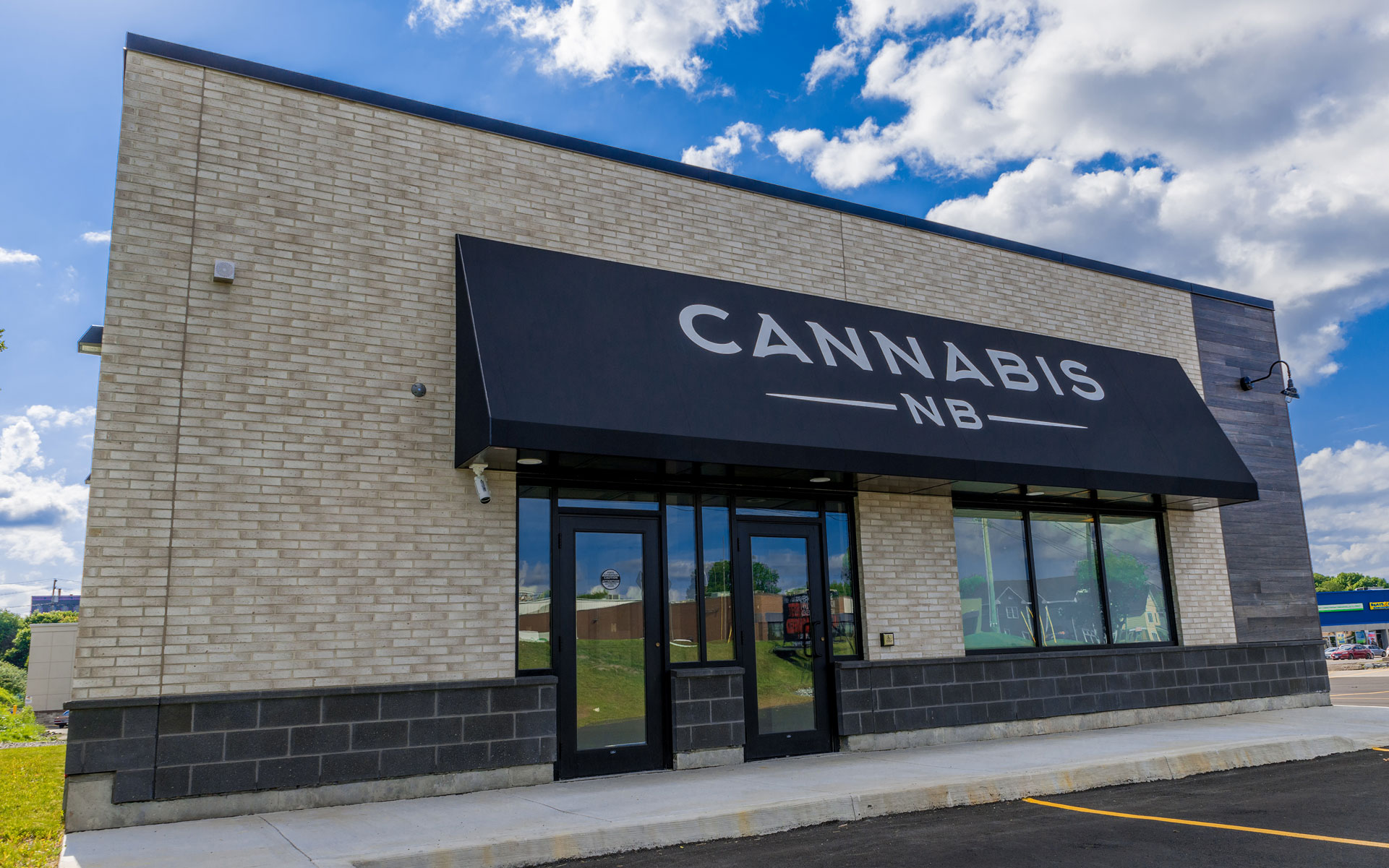 cannabis NB New Brunswick