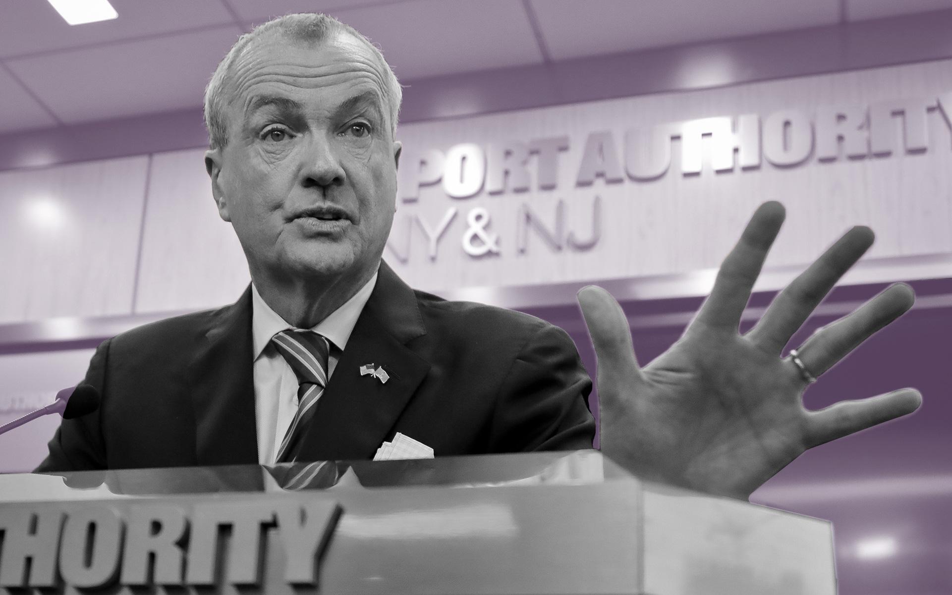 New Jersey Gov. Phil Murphy signed a medical marijuana expansion bill (header image)