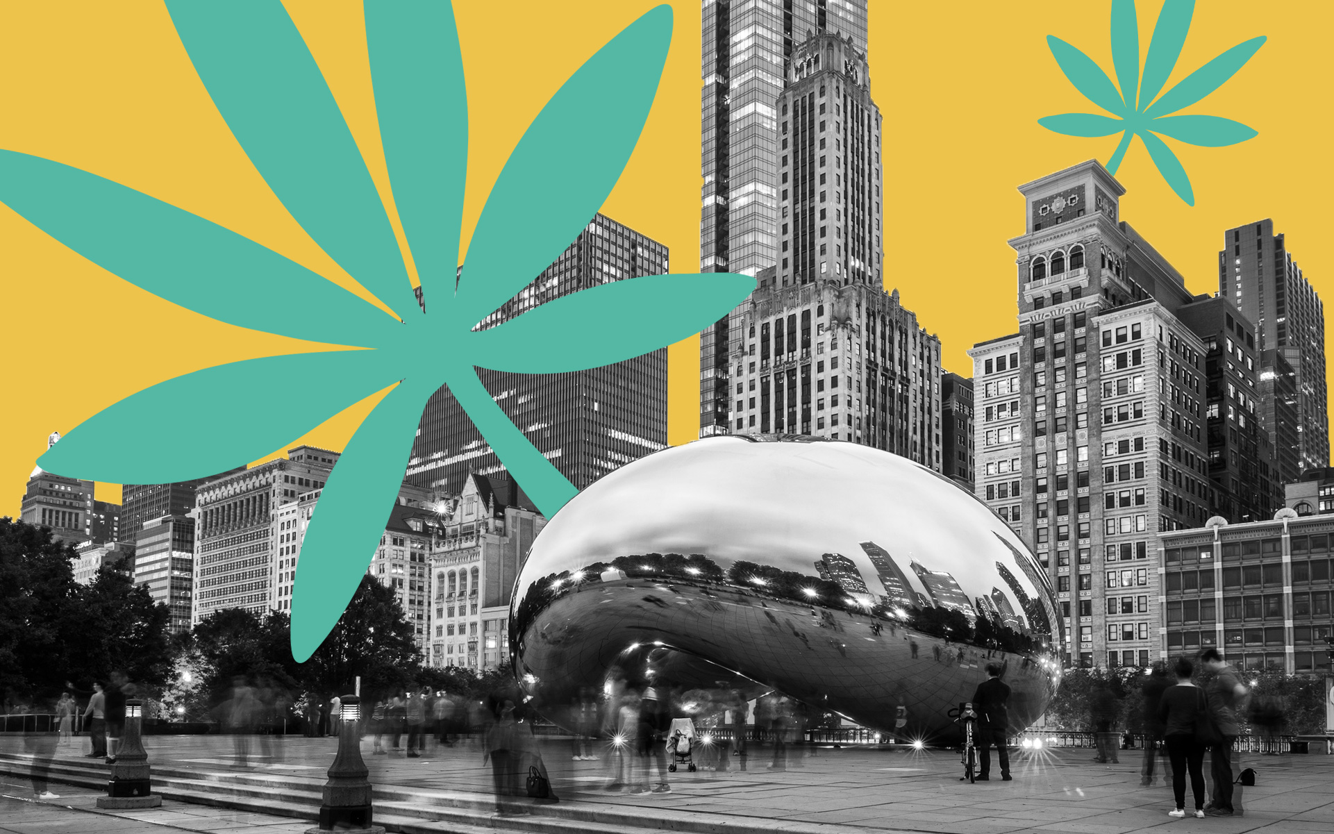 Legal cannabis and automatix expungements could become law in Illinois this year. (SpVVK/iStock)