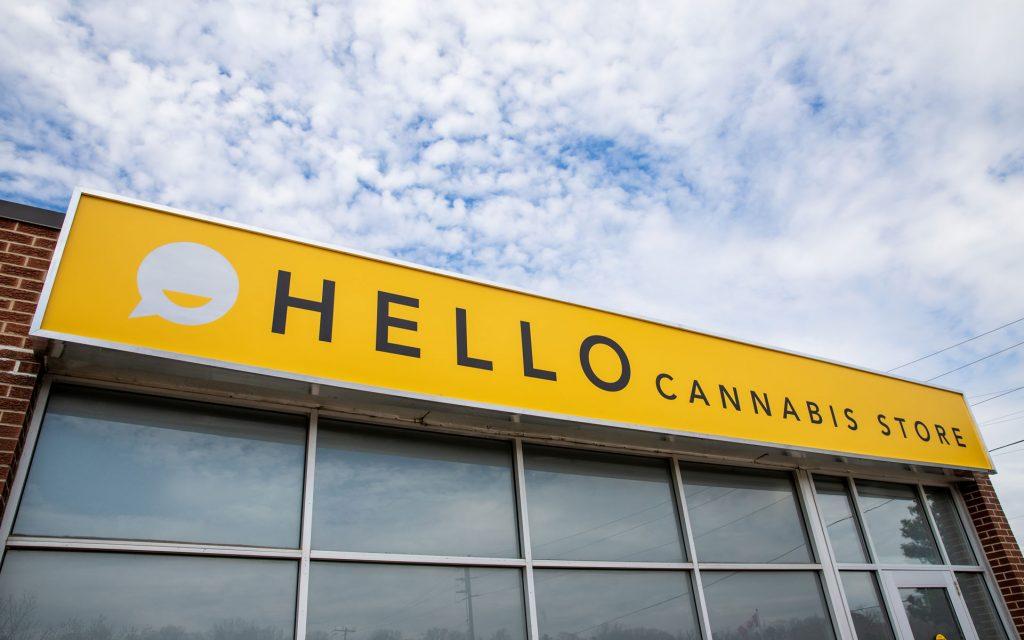 Hello Cannabis Dundas Hamilton Ontario