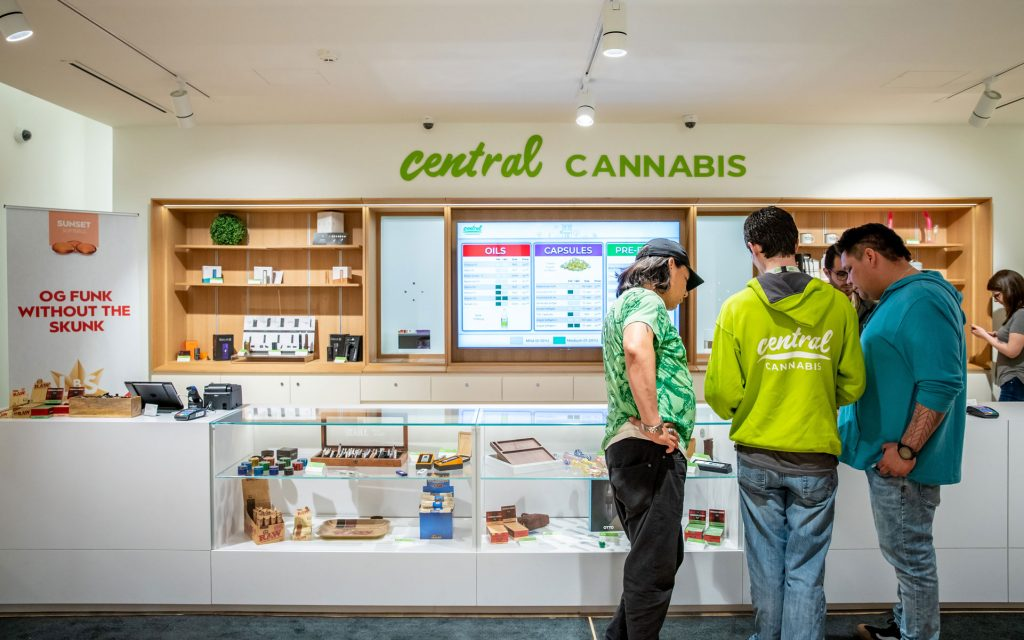 Central Cannabis London Ontario