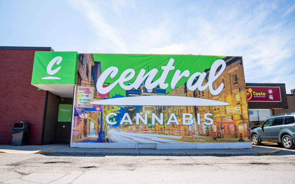 Central Cannabis London Ontario