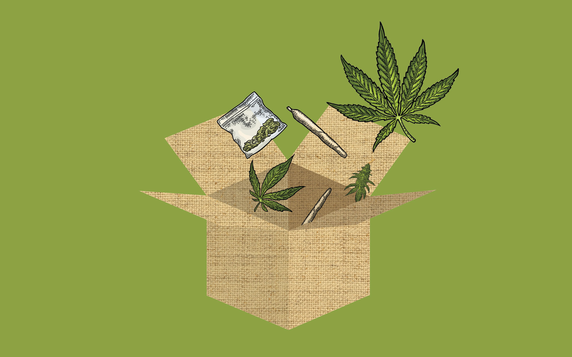 Is Hemp the Answer to Sustainable Cannabis Packaging?