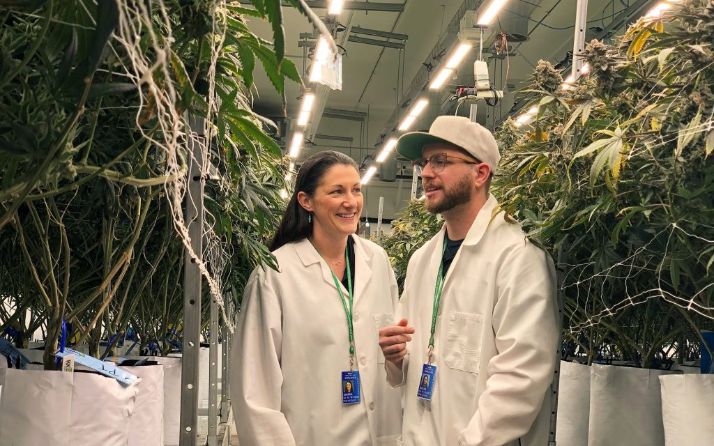 RXGreen cannabis scientist Shara Ross