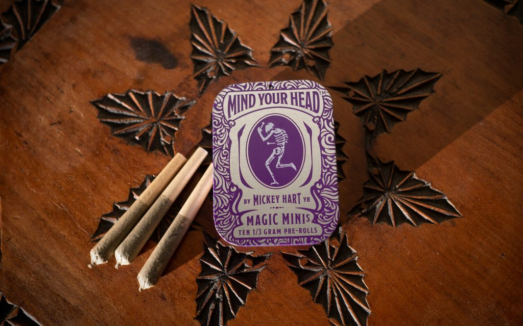 The strain Chemdog comes full circle in Grateful Dead drummer Mickey Hart