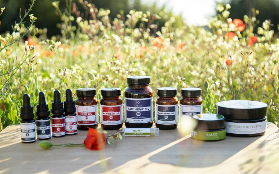 What 'Organic' Means to CBD Producer Endoca