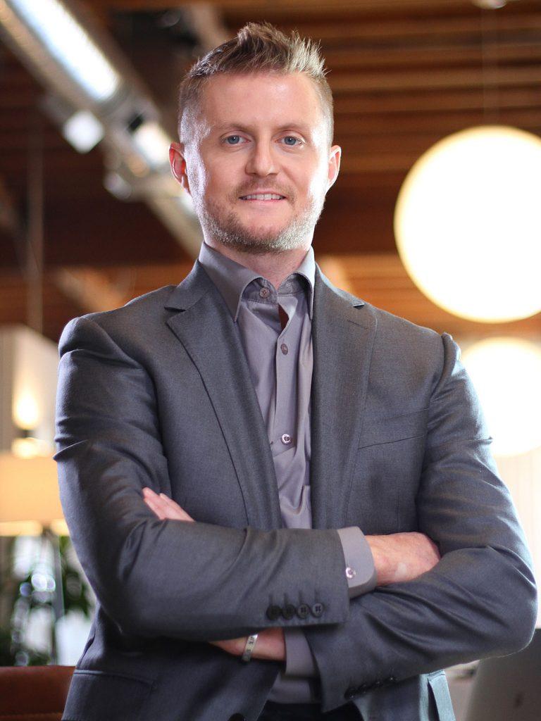 Gene Galyuk Capna CEO