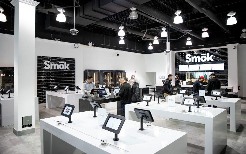 Smōk cannabis store ajax ontario