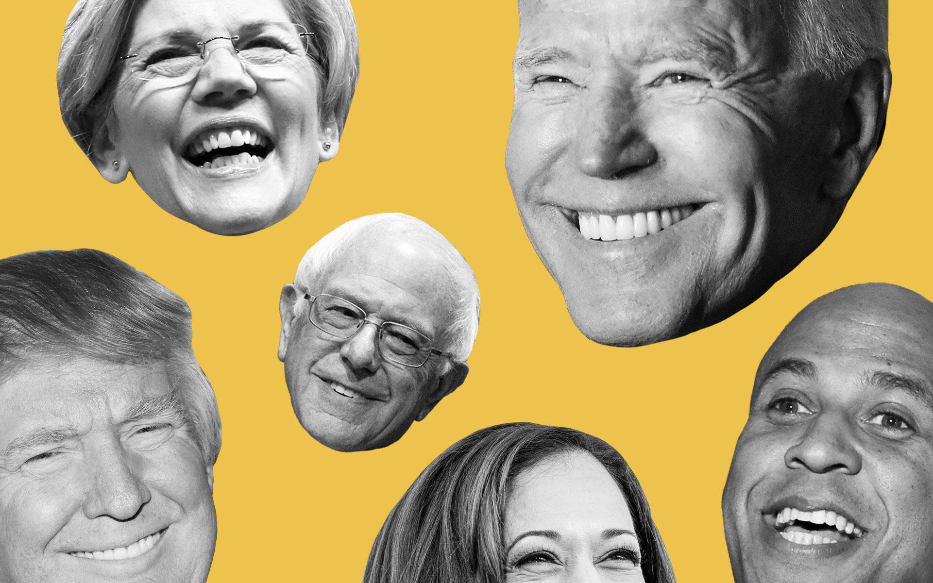 Here's Where the 2020 Presidential Candidates Stand on