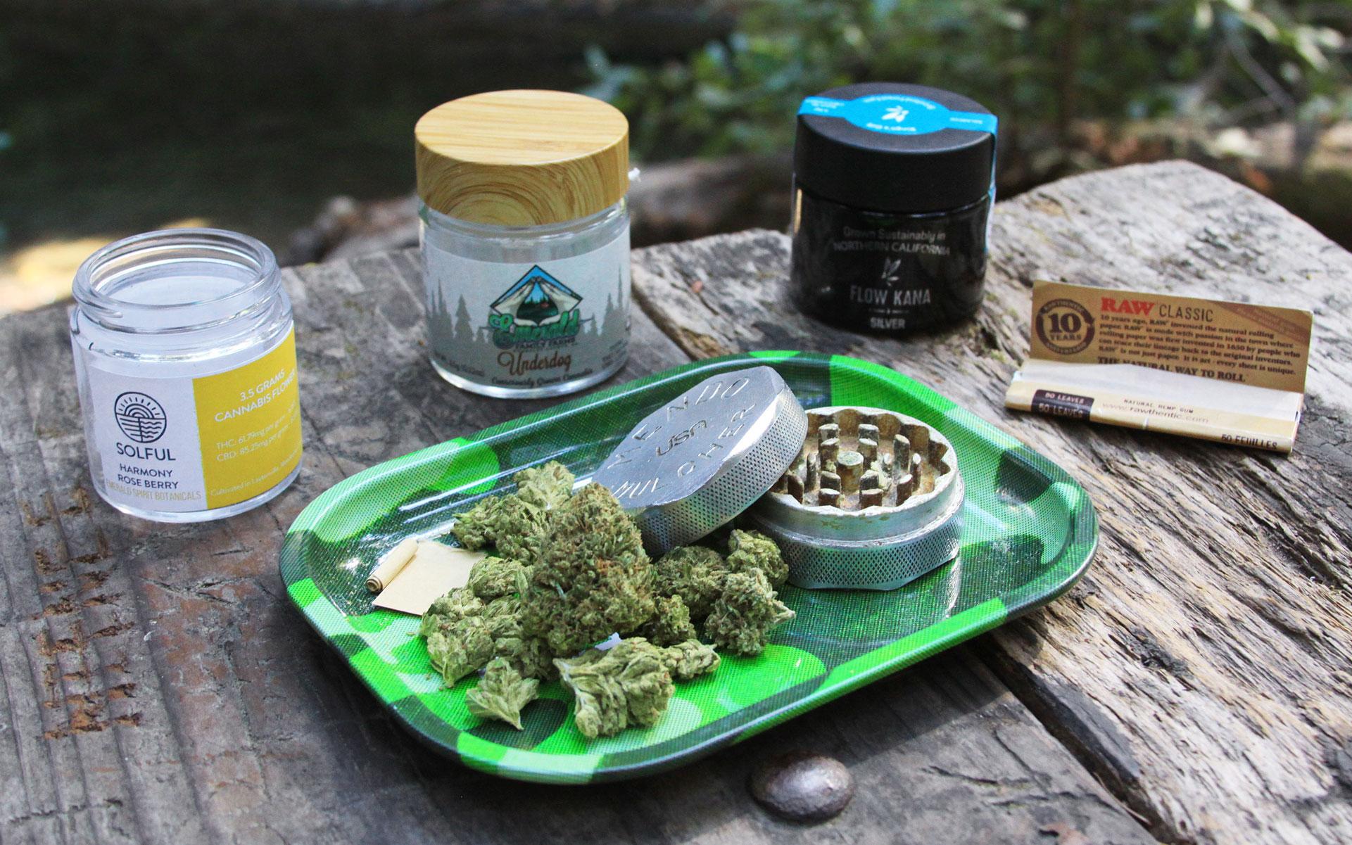 road trip planner, california marijuana, heirloom cannabis strains