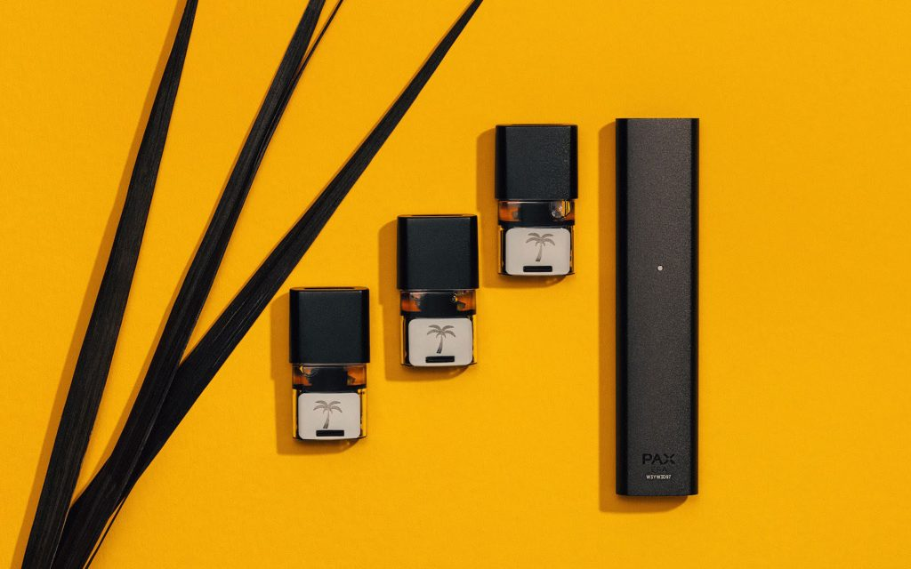 Father's Day 2019 gift ideas for marijuana fans include the Pax Era with cannabis pods.