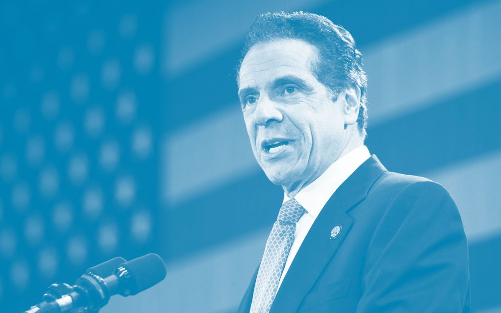 New York Gov. Cuomo, once a supporter of cannabis legalization, now has become an obstacle.