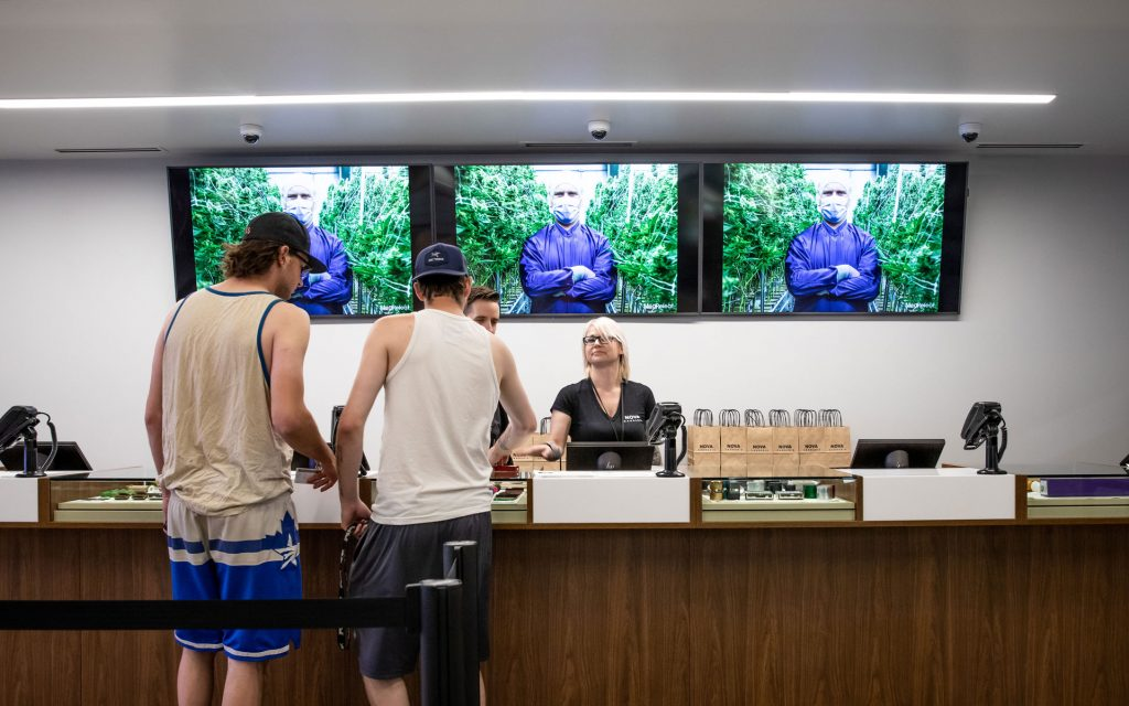 Nova Cannabis Edmonton