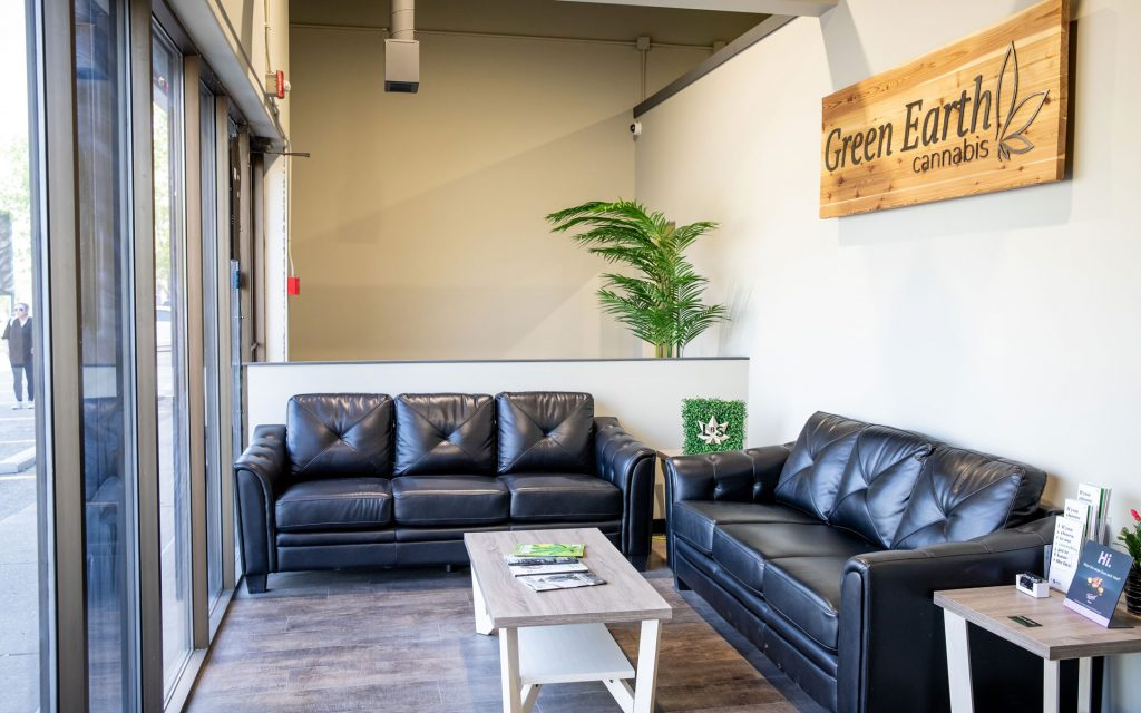 Green Earth Cannabis Calgary