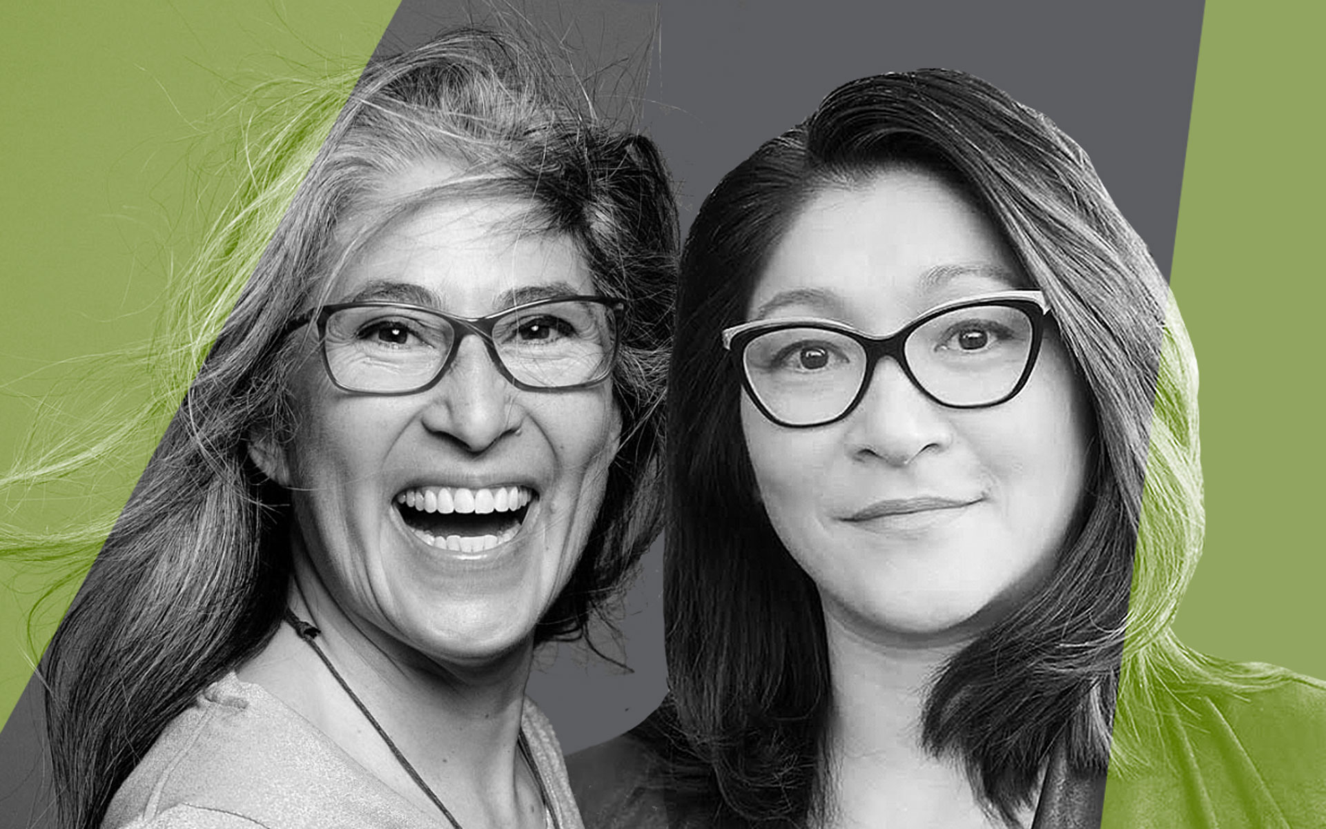 Aliza Sherman and Junella Chin are the authors of a new book about cannabis and CBD